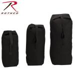 Rothco 3333 3333 Rothco Top Load Canvas Duffle Bag / 21 X 36 - Black