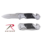 Rothco 3349 S&W First Response Folding Knife (Swfrs)