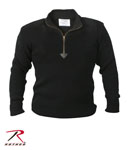 Rothco 3390 3390 Rothco Acrylic Commando Sweater 1/4 Zip