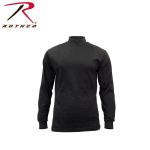Rothco 3408 3408 Rothco Mock Turtleneck - Black