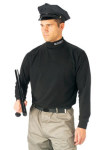 Rothco 3415 3415 Rothco Mock Turtleneck / Security - Black