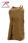 Rothco 3426 Rothco Double Strap Duffle Bag - Coyote