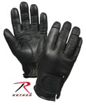 Rothco 3434 Deluxe Leather Cut Resistant Police Gloves