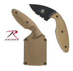 Rothco 3438 Coyote Brown Kabar / Tdi Law Enforcement Knife