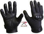 Rothco 3463 Cut Resistant Hard Knuckle Tactical Glove-Black
