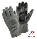 Rothco 3471 Micro Fleece All Weather Gloves-Foliage