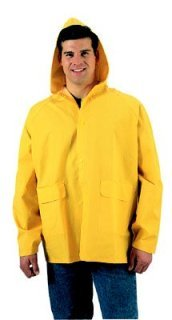 Rothco 3615 3615 Rothco Pvc Rain Jacket - Yellow