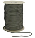 Rothco 363 Rothco Nylon Paracord 550lb 600 Ft Spool / Olive Drab