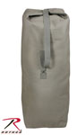 Rothco 3697 Rothco Top Load Canvas Duffle Bag / 30 X 50 - Foliage Green