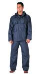 Rothco 3770 Rothco 2-Pc Pvc Coated Nylon Rainsuit-Navy