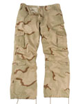 Rothco 3786 Women's Tri-Color Vintage Paratrooper Fatigues