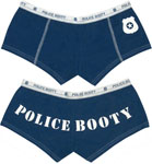 Rothco 3877 Women's Blue ''police Booty'' Booty Shorts And<br>4877 Women's Navy Blue Tank Top