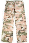 Rothco 3996 Subdued Pink Camo Vintage Paratrooper Fatigues