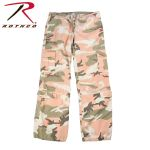Rothco 3997 3997 Subdued Pink Camo Vintage Paratrooper Fatigues