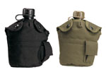 Rothco 40010 GI Type Enhanced Nylon 1qt. Canteen Cover