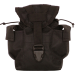 Rothco 40014 Rothco Molle Ii Canteen / Utility Pouch - Black