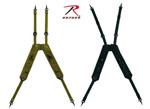 Rothco 40050 Rothco Enhanced Nylon H-Suspenders