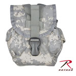 Rothco 40114 Rothco Molle Ii Canteen / Utility Pouch - Acu