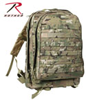 Rothco 40125 Multicam Molle II 3-Day Assault Pack