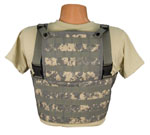Rothco 40127 M.O.L.L.E. II Load Carrier Vest - ACU Digital