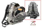 Rothco 40149 Deluxe Army Digital Camo M.O.L.L.E. Long Range Assault Pack