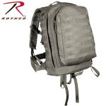 Rothco 40159 Foliage Green M.O.L.L.E. 3 Day Assault Packs