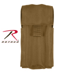 Rothco 40215 Rothco Molle Shotgun / Airsoft Ammo Pouch-Coyote