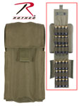Rothco 40226 Molle Shotgun / Airsoft Ammo Pouch - Olive Drab