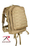 Rothco 40239 M.O.L.L.E. II 3 Day Assault Pack - Coyote