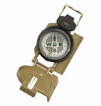 Rothco 405 Rothco Military Marching Compass - Tan