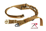 Rothco 4068 Coyote Brown Military Single Point Sling