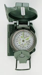 Rothco 406 Rothco Military Marching Compass - Olive Drab