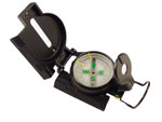 Rothco 407 Rothco Military Tactical Compass - Black