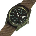 Rothco 4104 O.D. Field Watch