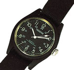 "Rothco 4105 Black ""swat"" Watch"
