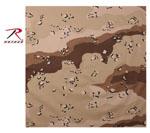 Rothco 4139 Desert Camouflage Bandana