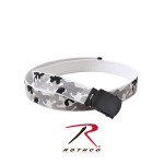 Rothco 4179 4179 City Camo/white Reversible Web Belt