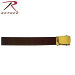 Rothco 4185 4185 Brown Web Belt