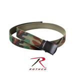 Rothco 4278 4278 Olive Drab/camo Reversible Web Belt