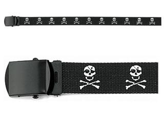 Rothco 4284 ''jolly Roger'' Web Belt - 54''
