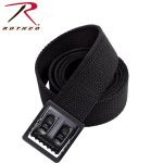 Rothco 4293 4293 Military Color Web Belts W/black Open Face Buckle
