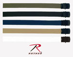 Rothco 4294 4294 Military Color Web Belts W/black Buckle