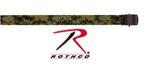 Rothco 4298 54'' Woodland Digital/olive Drab Reversible Web Belt