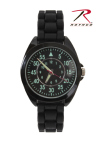 Rothco 4337 Rothco Military Style Watch Silicone Strap