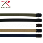 Rothco 4343 4343 Military Color Web Belts W/black Buckle