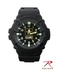 Rothco 4380 Aquaforce Watch-Army