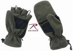 Rothco 4396 Olive Drab Sniper Gloves