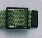 Rothco 4403 Rothco Open Face Web Belt Buckle - Black