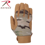 Rothco 4434 Rothco Military Mechanics Glove - Multicam
