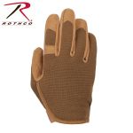 Rothco 4437 Rothco Ultralight High Performance Gloves-Coyote